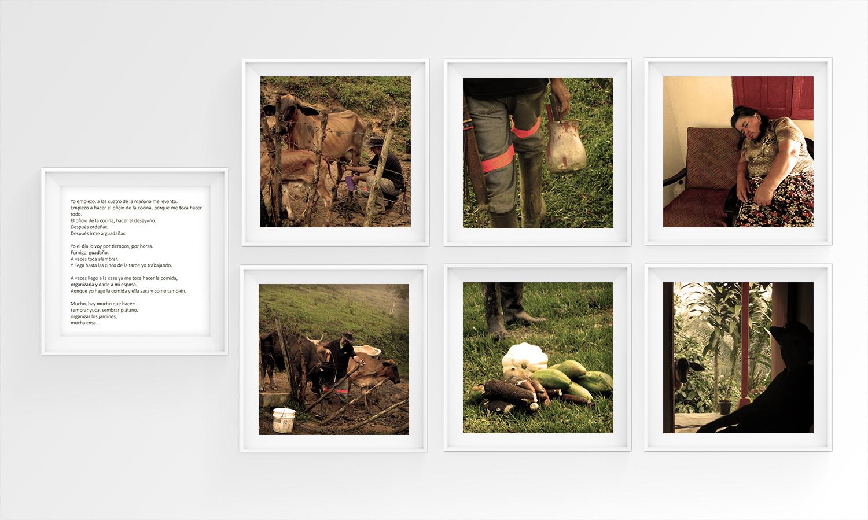Serie fotográfica 'Los Días de Miro'